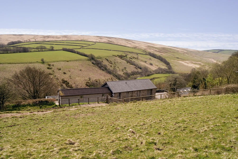 Exmoor self catering cottage