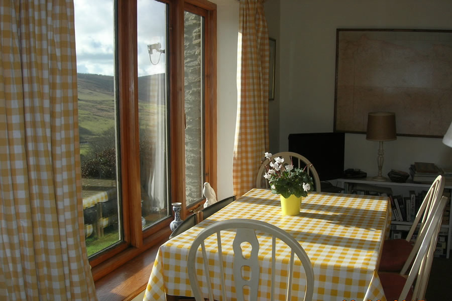 Exmoor Cottage Dinning